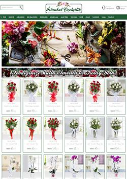 çiçekçi sitesi kurmak