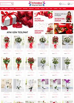 çiçekçi web sitesi yaptırmak