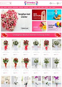 çiçekçi web tasarım